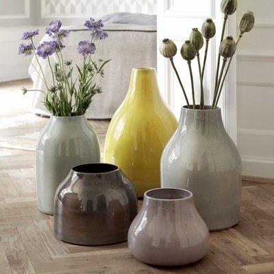 Kähler Botanica Vaser - Luxoliving