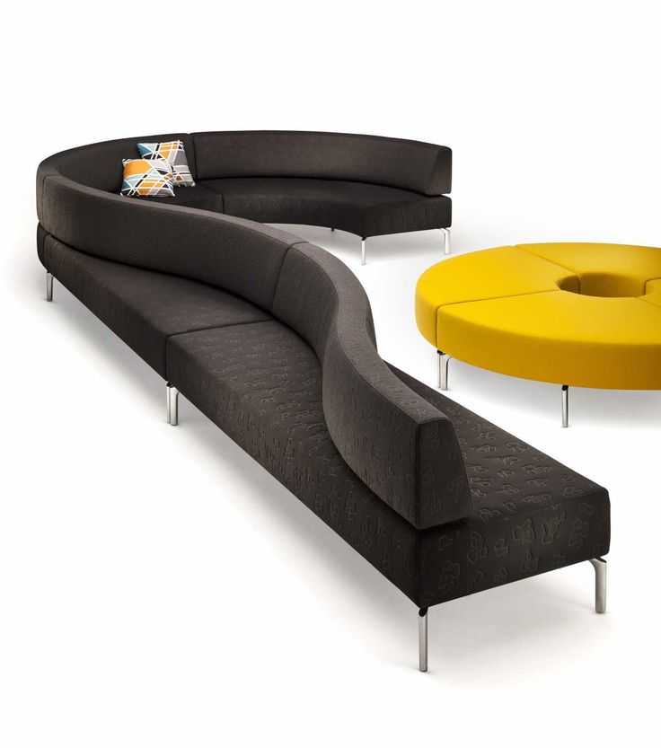 Great Mobius Is A Seating Solution Offering Endless Possibilities Great Ideas