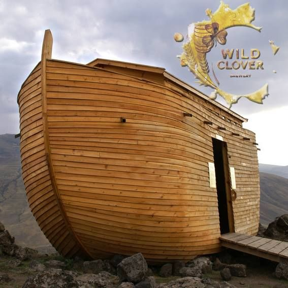 If the amount of rain scares you, don't worry. We're busy building an ark stocking with 2 kegs of each beer. Ark Ale.