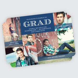 Cheap Graduation Invitations and Cheap Graduation Announcements by ...