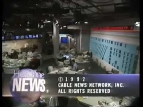 CNN Headline News - next/closes in the 1990's