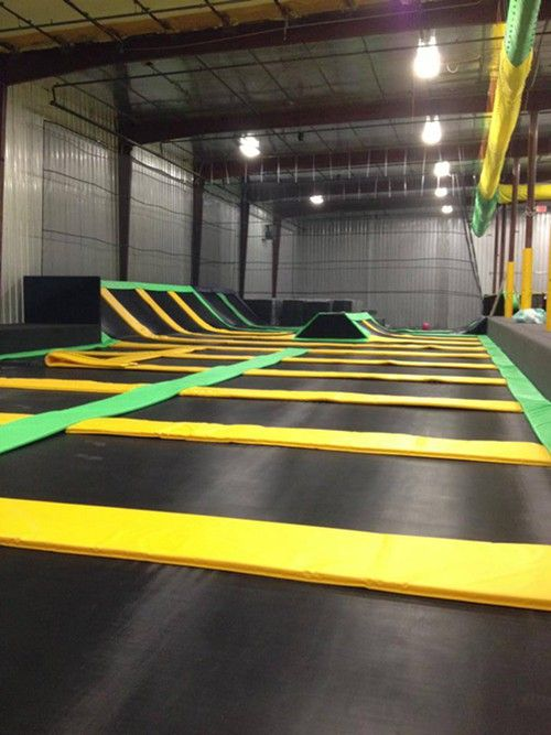 Get Air Tucson - we have a trampoline park!