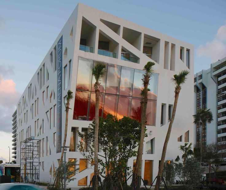 Культурный центр Faena Форум в Майами-Бич