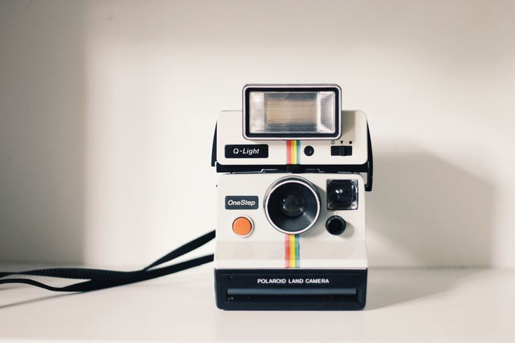 Polaroid, vintage, photography, film camera, hipster, aesthetic