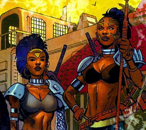 The Black Women Who Could Rock the Marvel Cinematic Universe   moviepilot.com