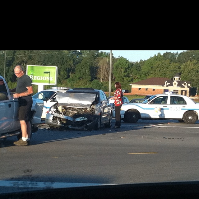 Alabamians just can't drive!