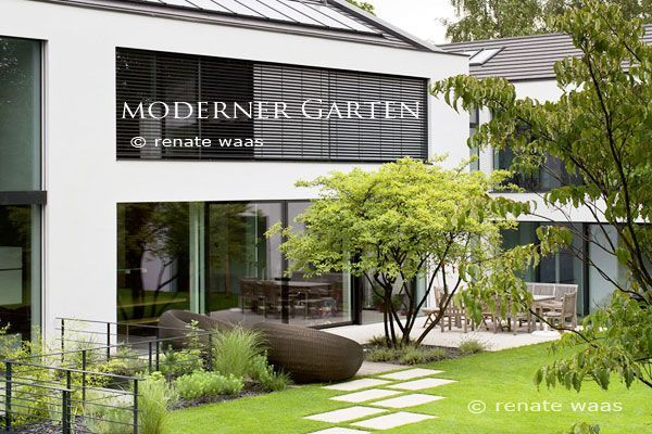 Gartenplanung Renate Waas Gartenarchitektin Munchen Gartenplanung Gartenarbeit Garten Gestaltung Modern Garden Garden Design Front Garden Design