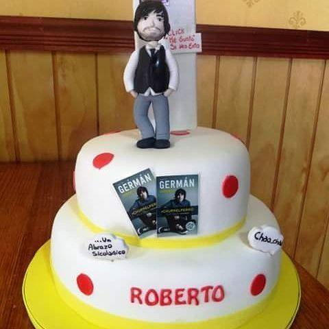 Hola Soy German cake , torta Youtuber #HolaSoyGerman #Fondant #cake   #instacake #Chile #puq #VolovanProductos #Cakes #Cakestagram @germanchelo