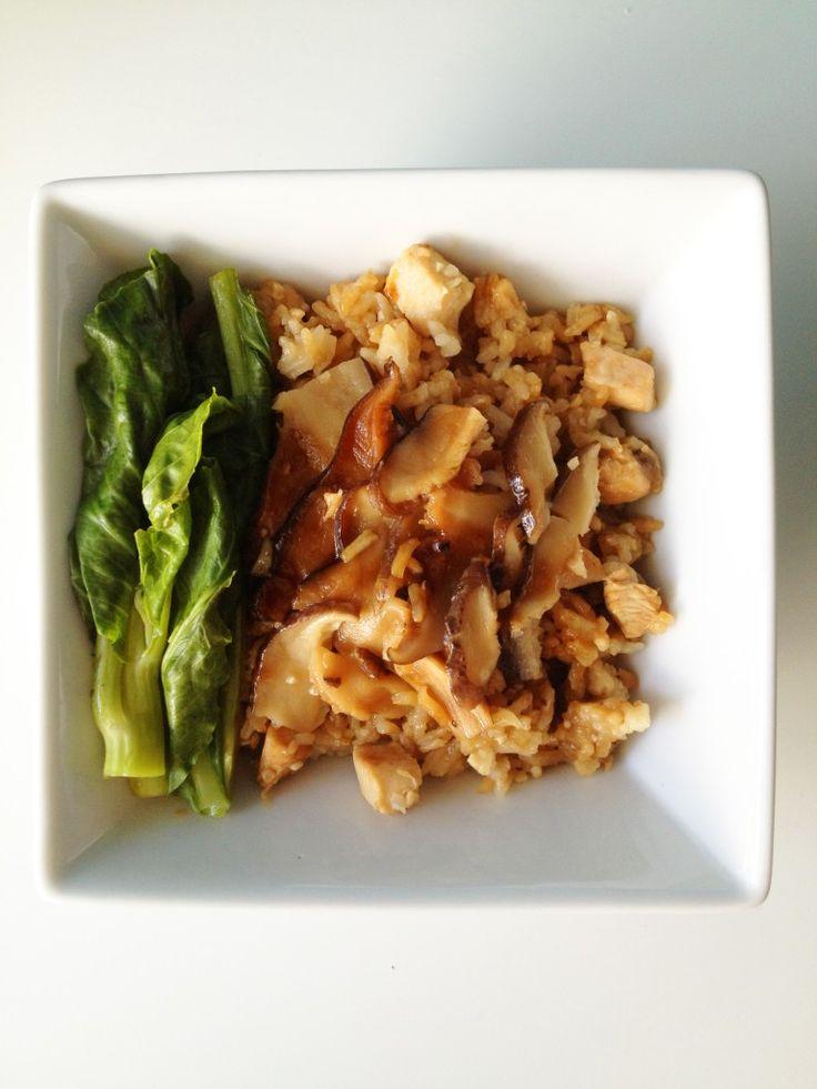 Claypot Chicken Rice (Sans Claypot) - The Cooking Jar