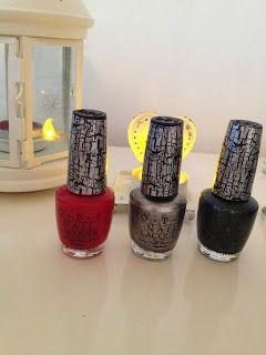 Gorgeous Autumn nail polishes from OPI