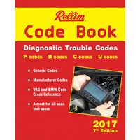 Rellim Diagnostic Code Manual 7th Edition 2017 with MPN RERCB7