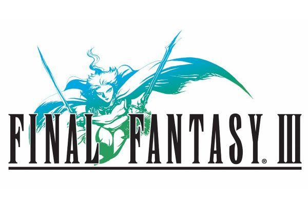Games   Final Fantasy III