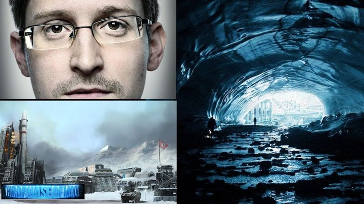 Edward Snowden Leaks BIG NEWS! Antarctica Hidden Secrets Exposed!! 3/17/2017 - YouTube