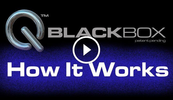 Blackbox - Como Funciona                                            Isto é o que torna as células de energia de grafite de cristal de silício totalmente diferentes de outros dispositivos de armazenamento de energia. source