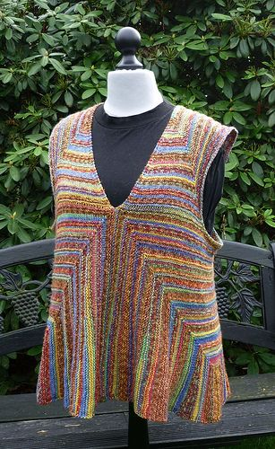 Ravelry: Sustrum Vest and Tunic pattern by Beyenburgerin Brigitte
