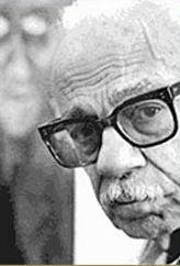 ERNESTO SABATO (Rojas, Buenos Aires, Argentina, 1911 - 2011). Primer plano de Ernesto Sabato Ferrari. Escritor y pintor. Foto: imagen cedida por  Efemérides culturales argentinas: http://www.me.gov.ar/efeme/efemerides5.html. Biobibliografía: http://budapest.cervantes.es/es/biblioteca_espanol/biografia_ernesto_sabato_espanol.htm; Biblioteca: http://budapest.cervantes.es/es/biblioteca_espanol/biblioteca_espanol.htm