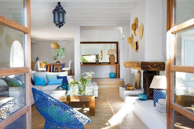 (1/3)Aprende todas las claves del estilo Mediterráneo | Decorar tu casa es facilisimo.com