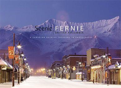 board fernie, bc