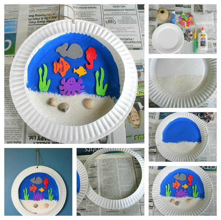 Design Dazzle: Summer Camp: Backyard Day at the Beach