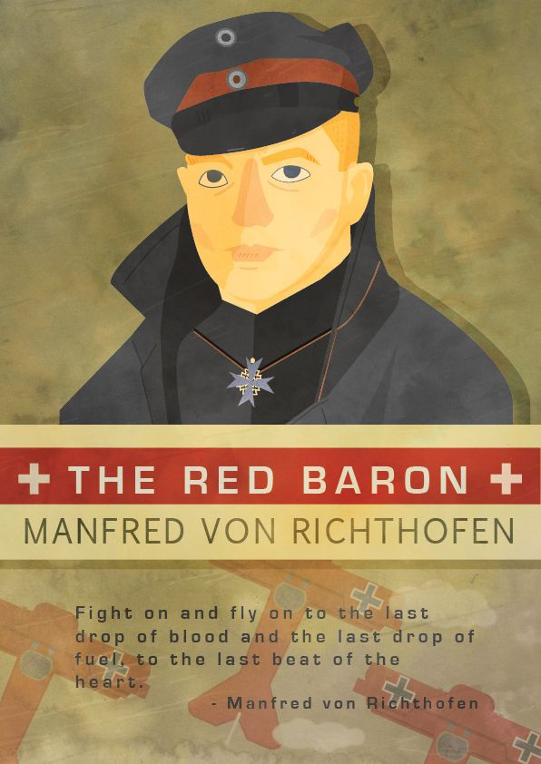 red baron essay This writin' life by mike baron  i remember the moment i decided to become a writer thirteen years old, standing on main street in mitchell, south dakota, outside chappy's, a bar that had two spin racks of new paperbacks in the window.