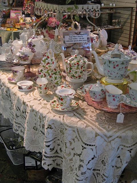 Bernideen's - all things tea