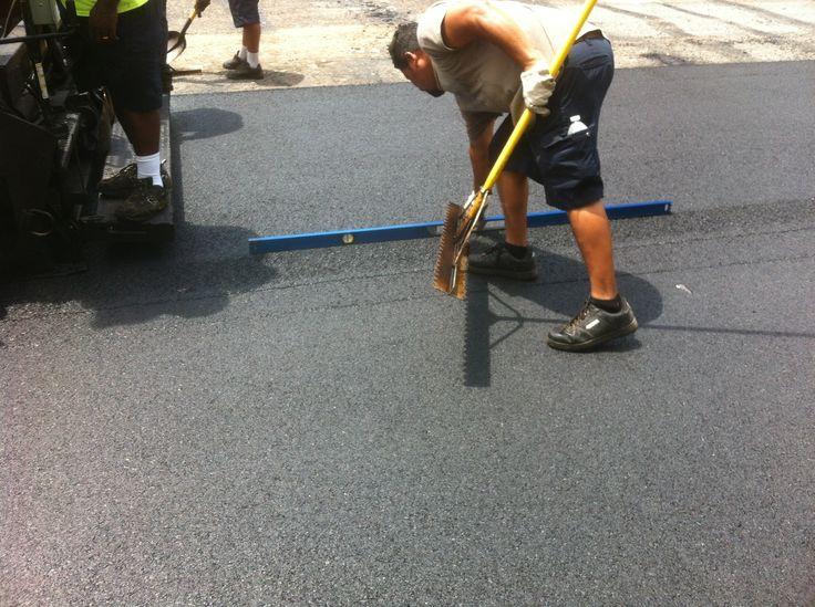#Asphalt #Contractor NYC Click http://www.grconstructionusa.com/asphalt-driveway/ Are Best For Asphalt work.