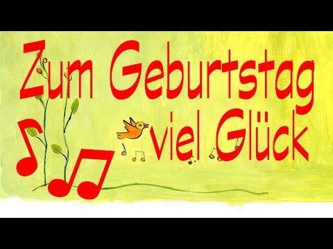 Geburtstagslied lustig - Lustige geburtstagsgrüße - YouTube