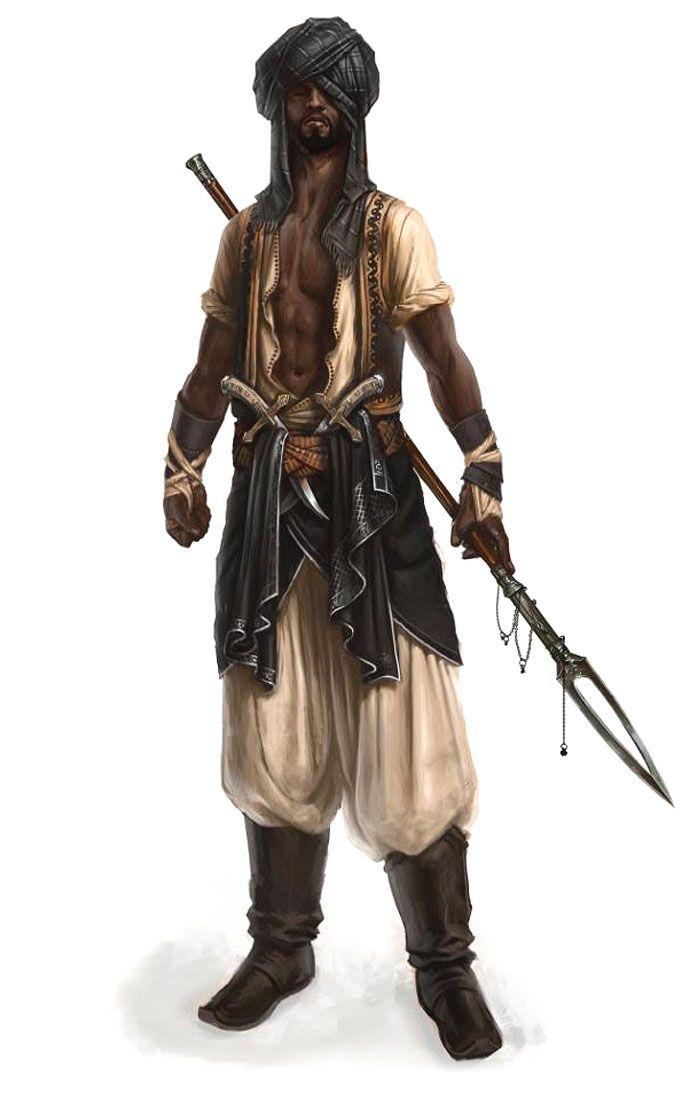 Odai Dunqas - Tribu des Khranes