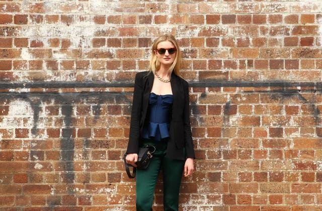How to Wear It: Black Blazer: Tie a Look Together with a Black Blazer