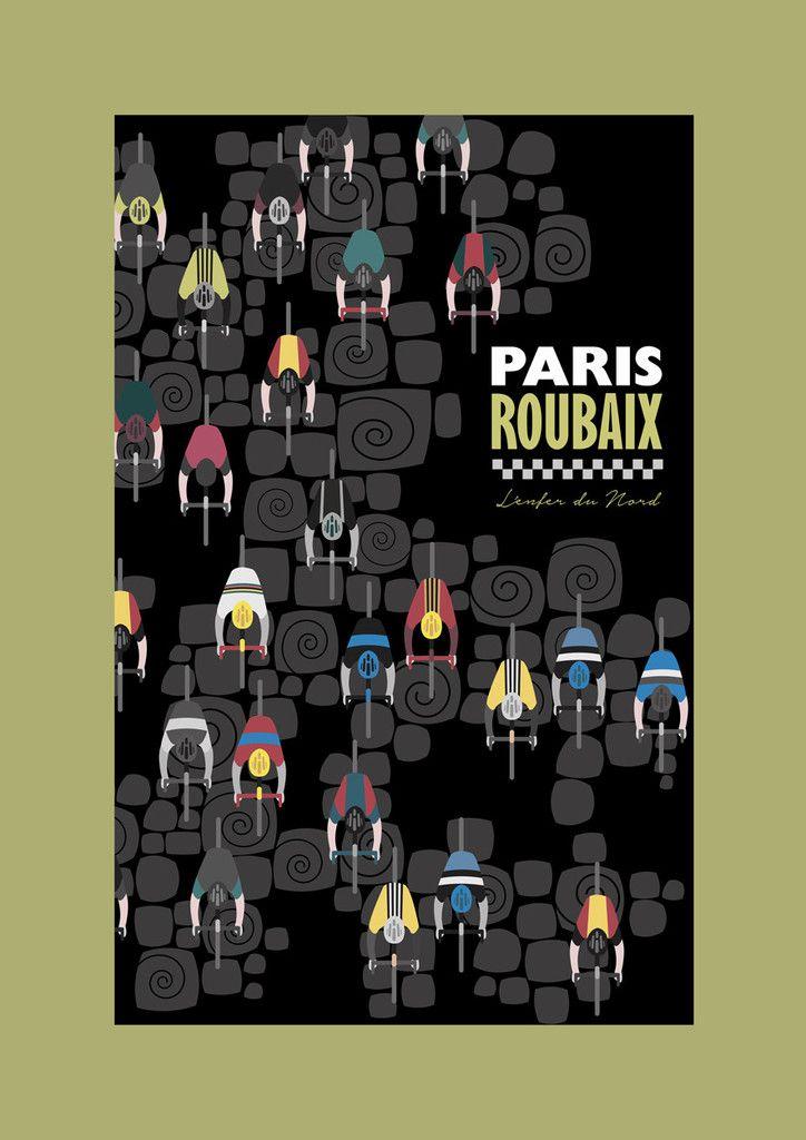 The Monuments - Paris Roubaix