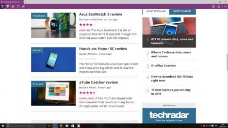 Microsoft shows Edge is the best web browser for long battery life
