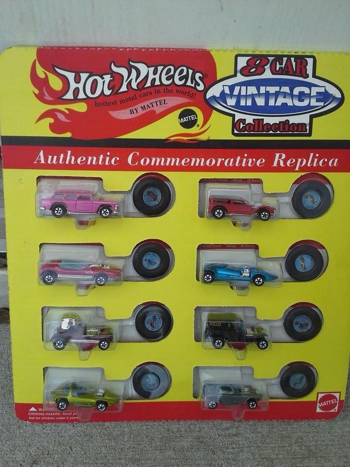 Vintage Hot Wheels Series1 Issued 1994