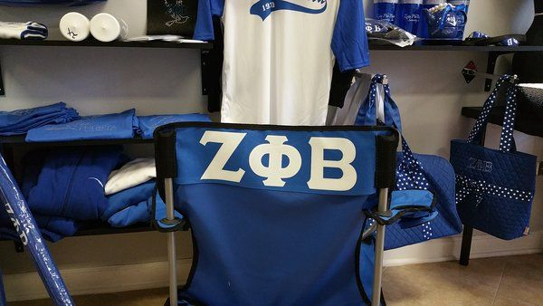 Zeta Phi Beta Picnic Chair