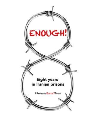 *Campagna globale per l'anniversario dell'arresto dei dirigenti baha'i iraniani*