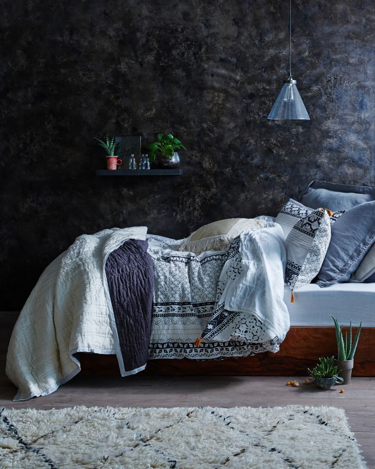 High Quality Enmore Embroidered Duvet #Anthropologie
