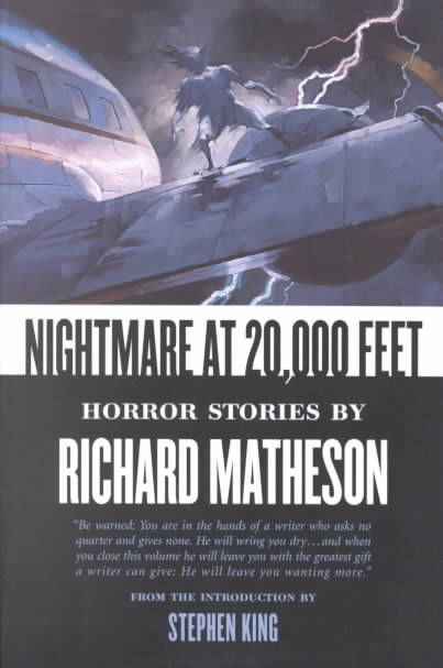 Remember that monster on the wing of the airplane? William Shatner saw it on The Twilight Zone, John Lithgow saw it in the movie-even Bart Simpson saw it. Nightmare at 20,000 Feet is just one of many