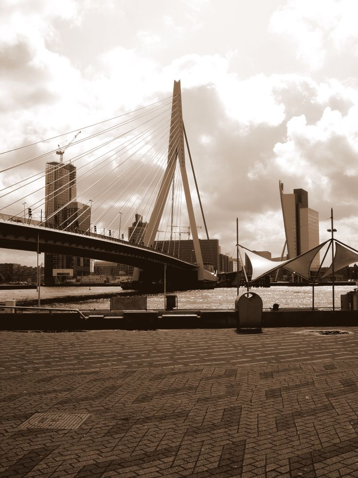 Erasmusburg - Rotterdam