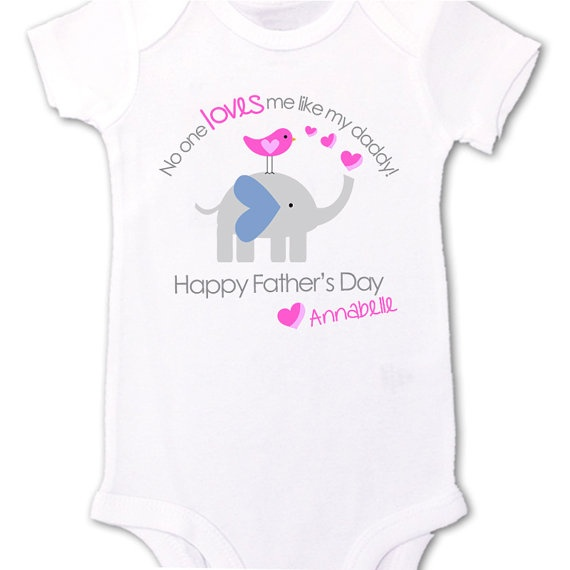 first fathers day outfit