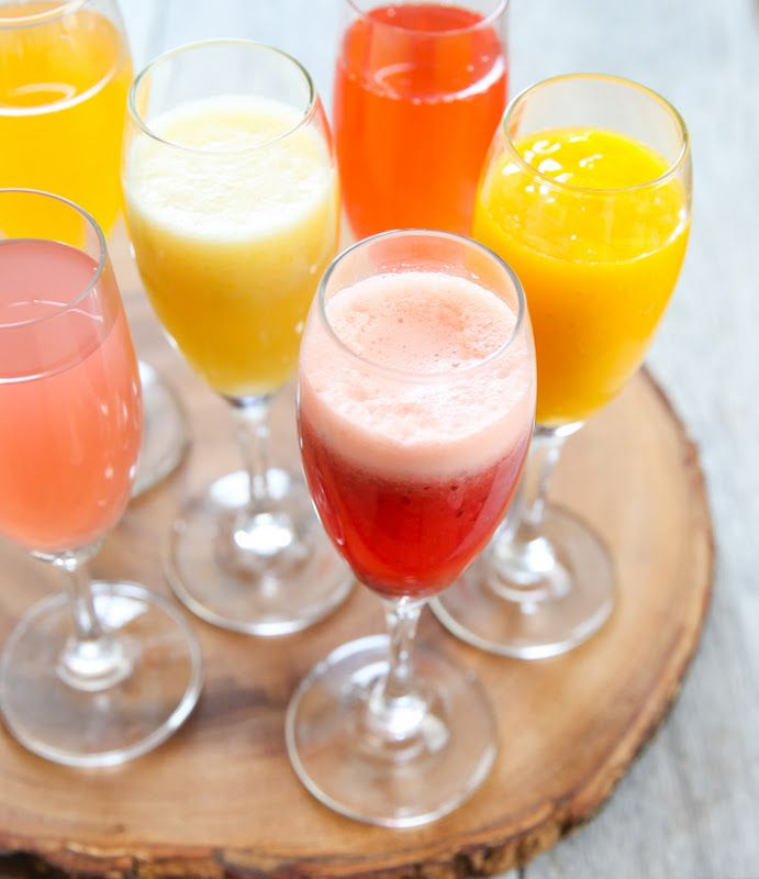 NON-ALCOHOLIC MIMOSAS are perfect for a summer party. #BH #ad #SparklingICEcontest