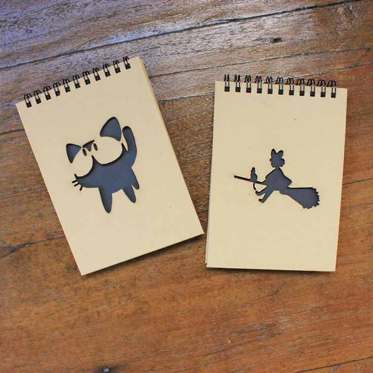 Studio Ghibli design notebooks are 10% OFF this month only on our etsy shop  Also our game and cartoon character design notebooks are 10% OFF too  Grab them fast!