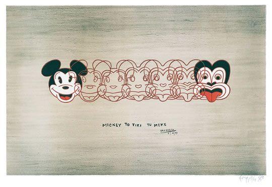 Mickey to Tiki Tu Meke small