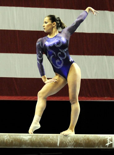 Alicia Sacramone................Gymnastics Team USA