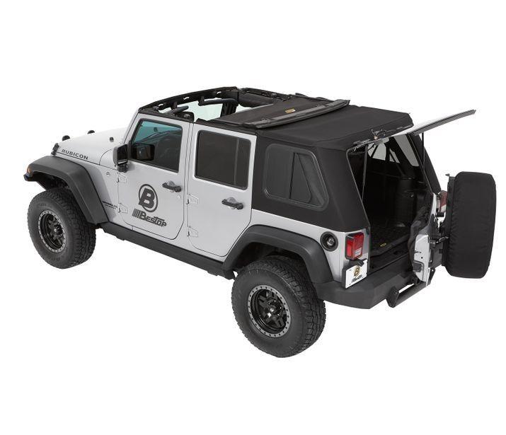 Trektop Pro Hybrid Soft Top Dream Cars Jeep Soft Tops Jeep
