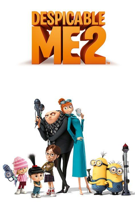 "Kids Movie Special: ""Despicable Me 2""  January 20, 2014 at 1:00pm.  $1"