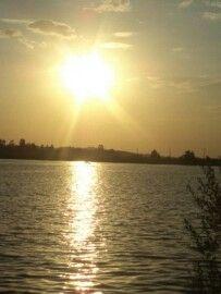 Lago rapel chile