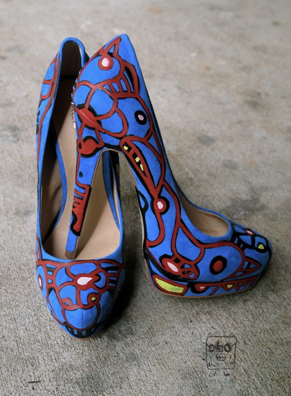 shoe art: Do More Spy, Shoe Art, Nice Shoes, Custom Shoes, Spy Diy