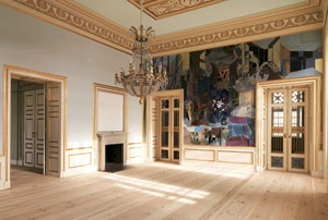 Prince Frederiks new home - Amalienborg Castle