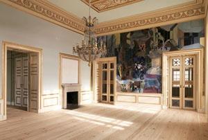 Prince Frederiks new home - Amalienborg Castle