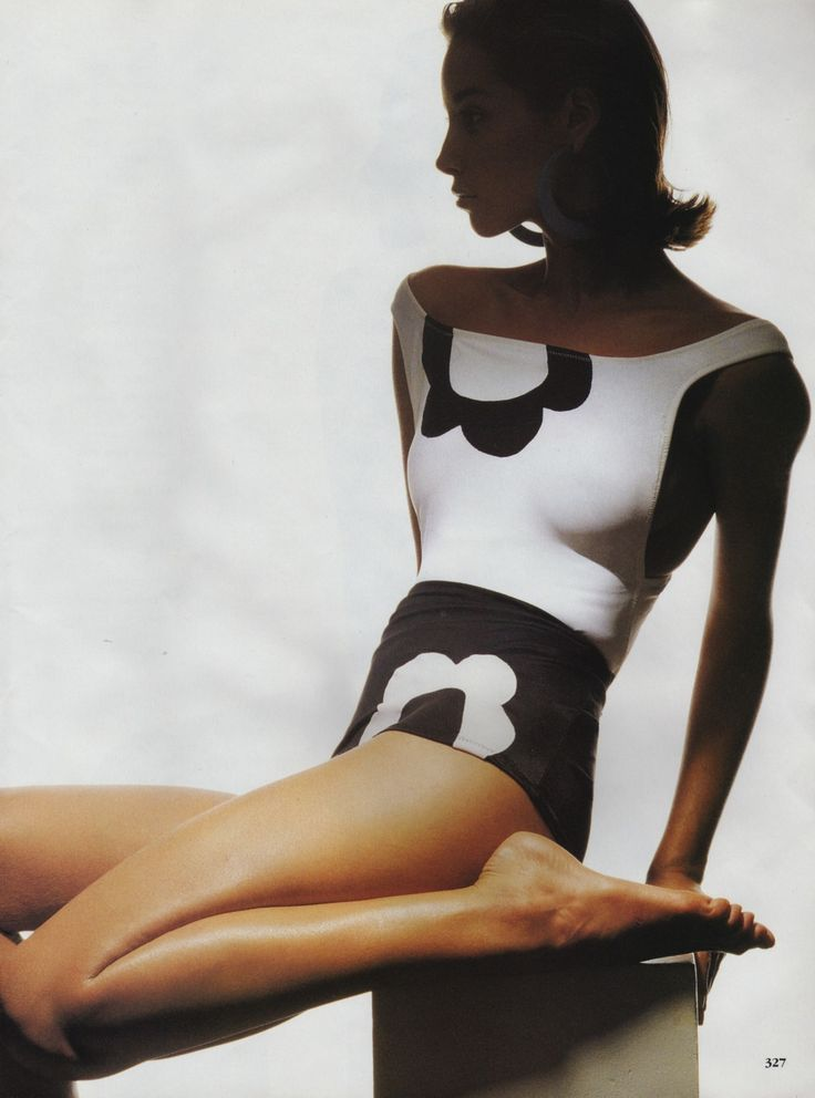 christy by irving penn