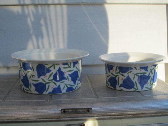 Rare Vintage Porcelain Arabia Finland Balladi by flyingdustbunny, $250.00